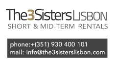 The 3 Sisters Lisbon - Short & Mid-Term Rentals